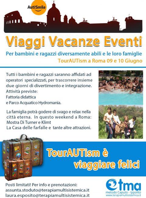 TourAUTism Giugno